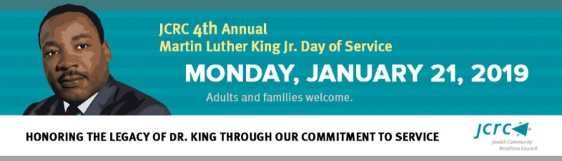 JCRC 4th Annual MLK Day of Service