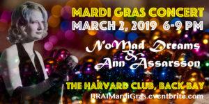 Nomad Dreams & Ann Assarsson