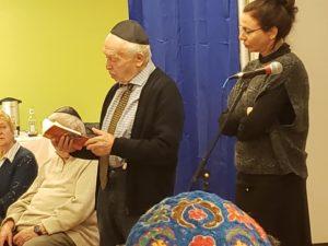 Shabbat with Holocaust Survivors