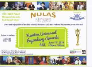 Newton Universal Legendary Awards