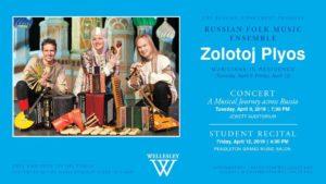 Zolotoj Plyos Russian Folk Music Concert