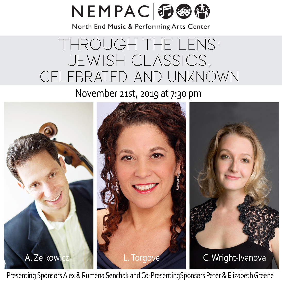 Through the Lens: Jewish Classics, Celebrated and Unknown