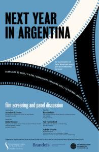 Next Year in Argentina