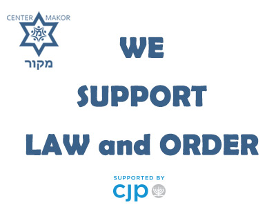 We Support Law and Order