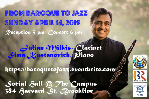 From Baroque to Jazz