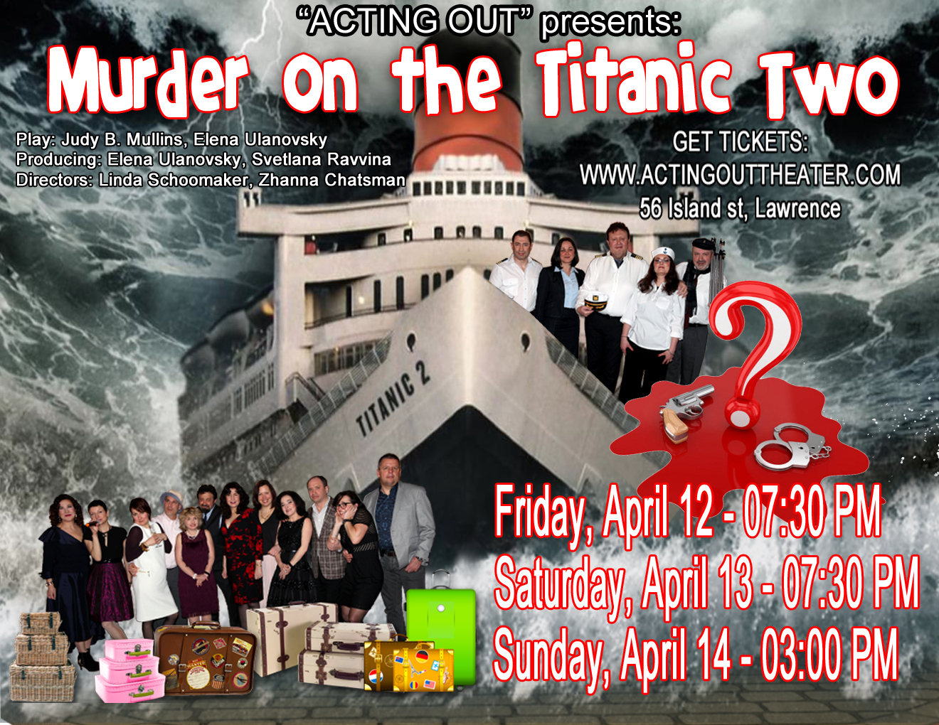 Murder on the Titanic Two
