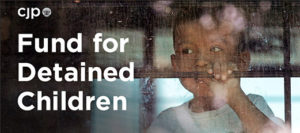 Children in detention centers urgently need our help