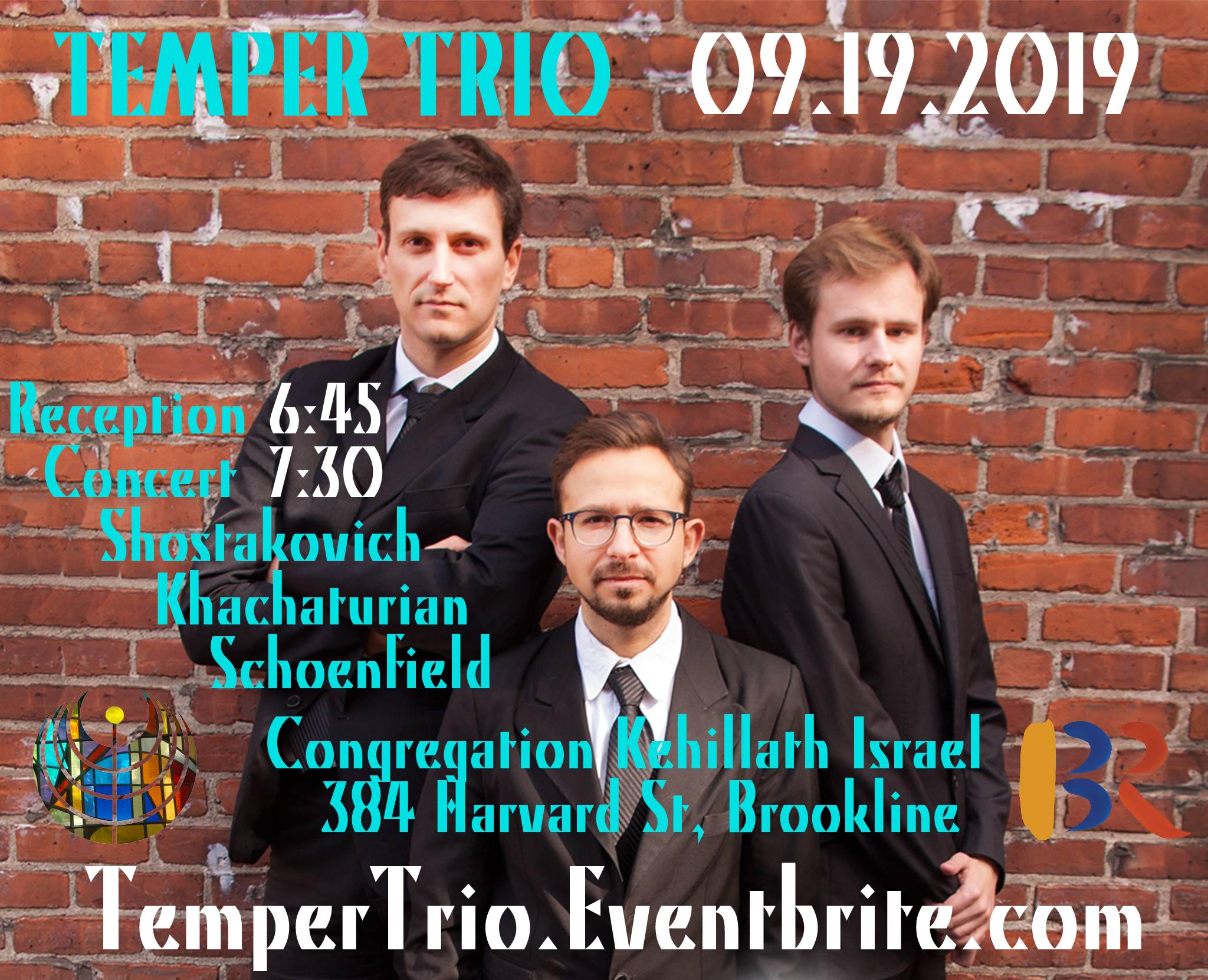 Temper Trio