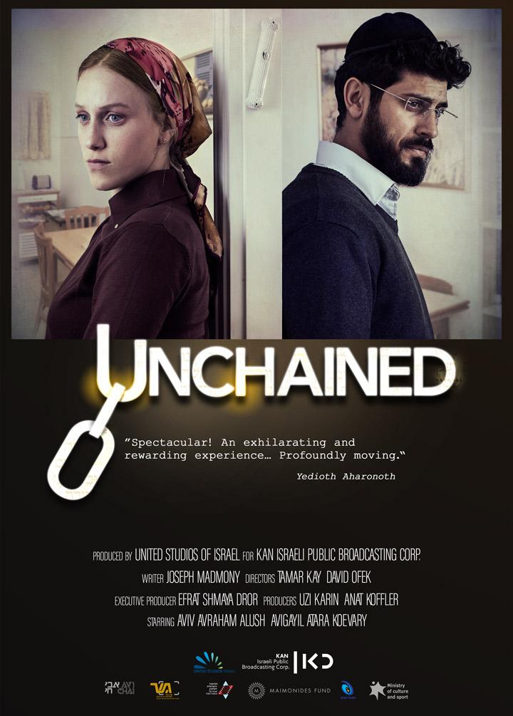 TLV TV Israeli TV Binge: Unchained - Live Q&A