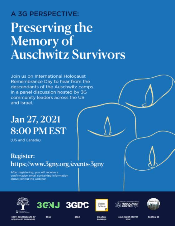 Preserving the Memory of Auschwitz Survivors