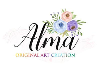 Alma Original Art Creation